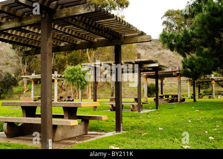 Empty Picnic Tables In The Winter Stock Photo Alamy - Picnic table los angeles