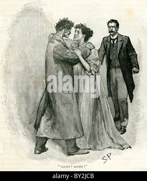 Sherlock Holmes; 'Sophy! Sophy! - Stock Photo