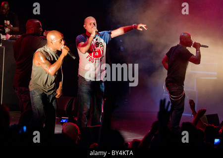 French hip hop band IAM - Stock Photo