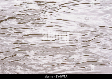 Water - River Severn at Ironbridge Gorge - Stock Photo