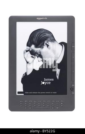 eBook Reader, Amazon Kindle DX 9.7' Latest generation - Stock Photo