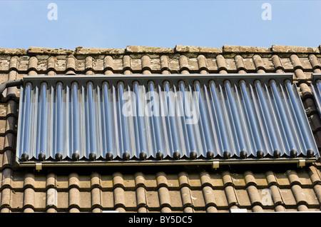 Photo-voltaic system - Stock Photo