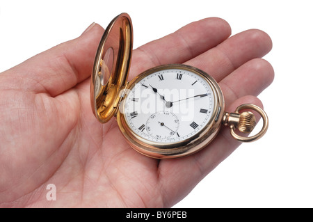 Fob Watch - John Gollop - Stock Photo