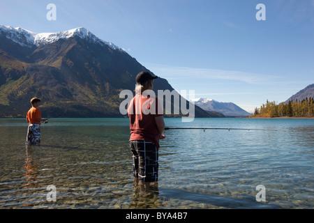 Kathleen lake and kings throne mountain in kluane national for Elias v fishing