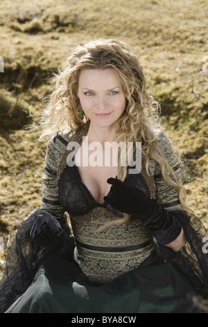 Stardust  Year : 2007 USA Director : Matthew Vaughn  Michelle Pfeiffer - Stock Photo
