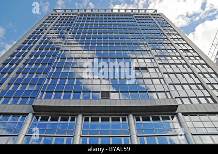 Evonik Industries AG, energy company, corporate head office, registered office, Essen, Ruhr area, North Rhine-Westphalia - Stock Photo
