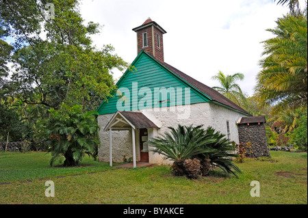 Palapala Hoomau Congregational Church Charles Lindbergh Cemetery ...