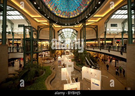 Centro Shopping Centre in Oberhausen, Ruhr Area, North Rhine-Westphalia, Germany, Europe - Stock Photo