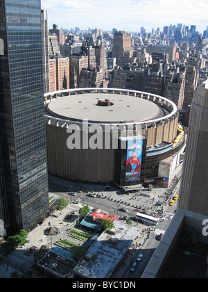 Usa New York Hotel Pennsylvania Stock Photo 25017829