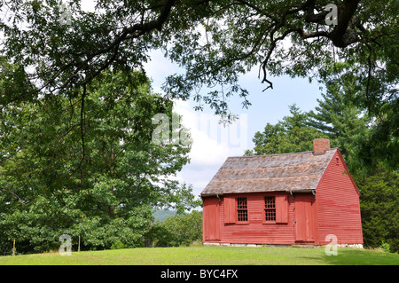 The Nathan Hale Schoolhouse in East Haddam is a one room school  built  in 1750Nathan Hale school house in East Haddam CT Stock Photo  Royalty  . Nathan Hale Dining Room Furniture. Home Design Ideas