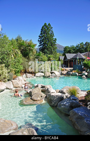Hanmer Springs Thermal Pools Spa