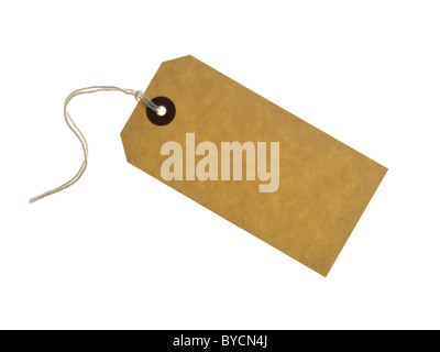 blank label - Stock Photo