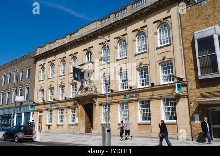 Lloyds TSB, High Street, Southampton, Hampshire, England, United Kingdom, Europe - Stock Photo