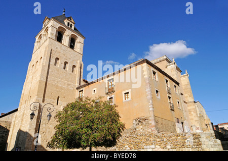 Colegiata Real de San Isidoro, collegiate church, basilica, museum, Leon, Castilla y Leon province, Spain, Europe - Stock Photo