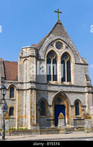United Reformed Church, Rother Street, Stratford-upon-Avon, Warwickshire, England, United Kingdom, Europe - Stock Photo