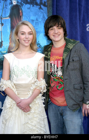 BRIDGE TO TERABITHIA Los Angeles Premiere Stock Photo ...