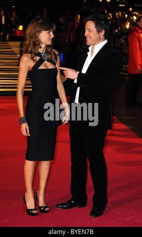 Hugh Grant and Jemima ...