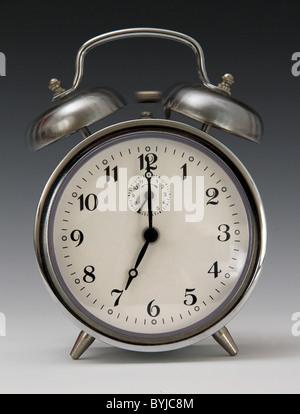 Ringing alarm clock - Stock Photo