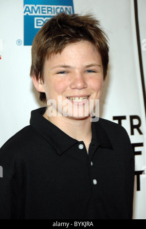 Miles Chandler at the premiere of 'The Education of Charlie Banks' held at the Clearview Chelsea West Theaters during - Stock Photo
