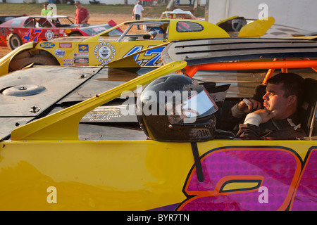 Mississippi Dirt Track Car Races