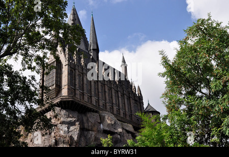 Wizarding World of Harry Potter - Stock Photo