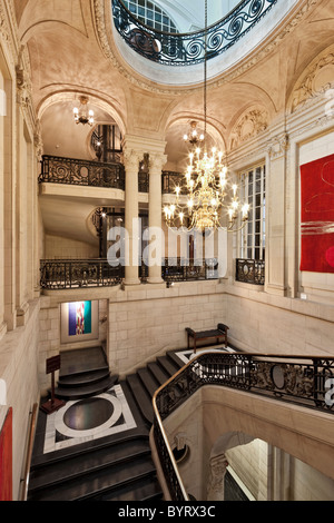The British Academy at Carlton House Terrace, a former residence of William Gladstone. - Stock Photo