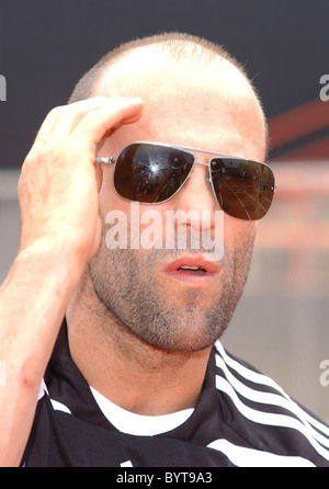 Jason Statham 'Soccer For Survivors' celebrity soccer match presented by the Hollywood United Football Club at Beverly - Stock Photo