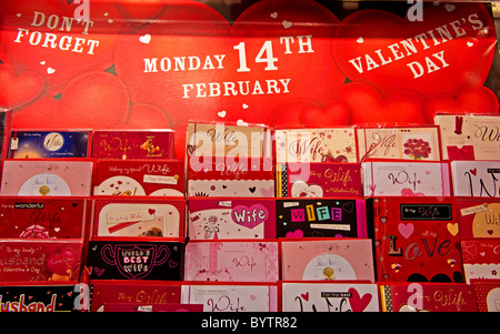 Valentines cards in card shop UK Photo Royalty Free Image – Valentines Cards Uk