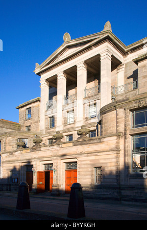 Younger Hall University of St Andrews Fife Scotland - Stock Photo