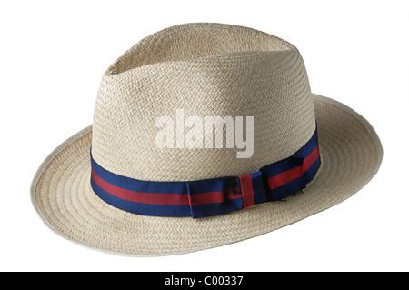 Panama Hat - John Gollop - Stock Photo