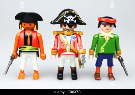 Playmobil Pirates - Stock Photo