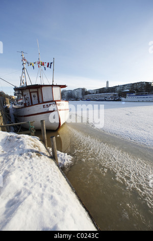 Finnland, Turku, 20110204, wintertime in Turku © Gerhard Leber - Stock Photo