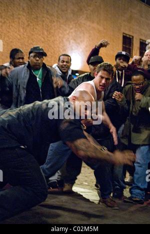 DANTE NERO & CHANNING TATUM FIGHTING (2009) - Stock Photo