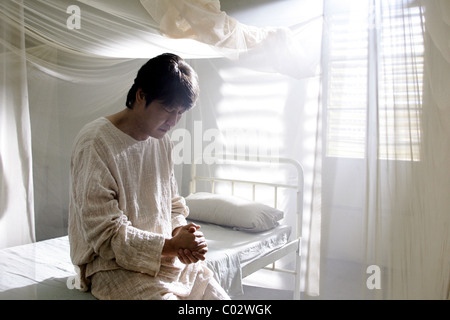 KANG-HO SONG THIRST; BAKJWI (2009) - Stock Photo