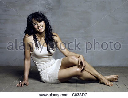 MICHELLE RODRIGUEZ FAST & FURIOUS; THE FAST AND THE FURIOUS 4 (2009) - Stock Photo