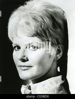 PETUL A CLARK  English pop singer and film actress - Stock Photo