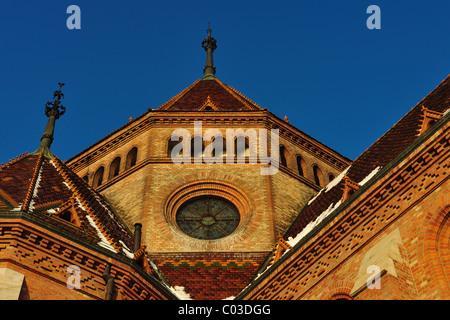 Calvinist Church Budapest Hungary - Stock Photo