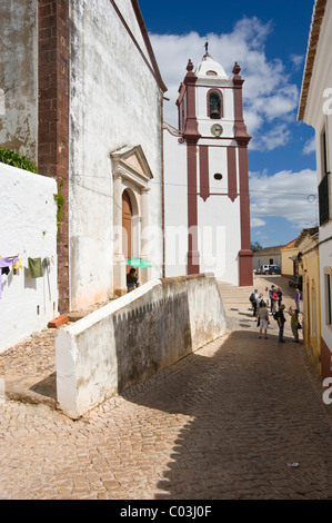 Sé Cathedral, Silves, Algarve, Portugal, Europe - Stock Photo