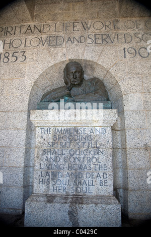 Rhodes Memorial - Cape Town - South Africa - Stock Photo