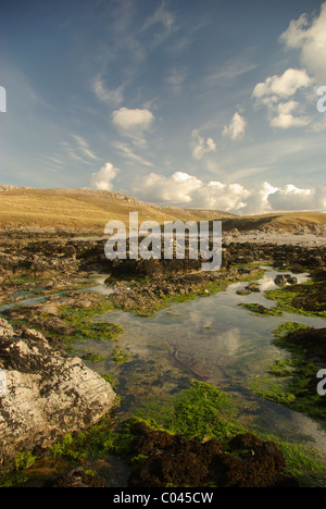 From the Kyle of Durness, Norht West Sutherland - Stock Photo