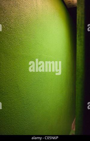 abstract green wall - Stock Photo