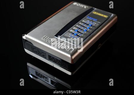 Sony Walkman - Stock Photo