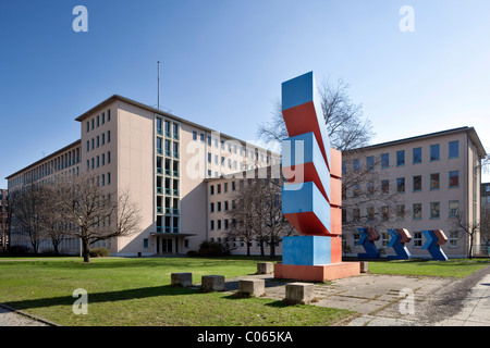 Federal Office for Building and Regional Planning, Charlottenburg, Berlin, Germany, Europe - Stock Photo