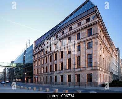 Jakob Kaiser Building, Bundestag Administration, Members' offices, Berlin-Mitte, Berlin, Germany, Europe - Stock Photo