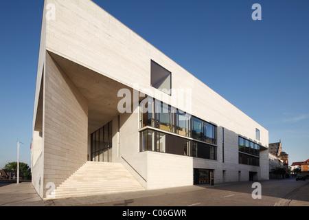 Georg Schaefer Museum, Schweinfurt, Franconia, Bavaria, Germany, Europe - Stock Photo