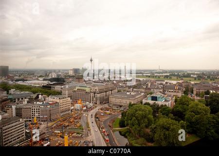 Duesseldorf, North Rhine-Westphalia, Germany, Europe - Stock Photo