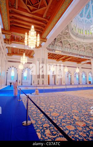 Prayer Rugs Inside The Prayer Area Of Jama Masjid One Of