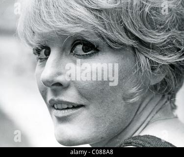 PETULA CLARK  UK singer and film actress in 1966. Photo Tony Gale - Stock Photo