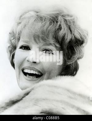 PETULA CLARK  Promotional photo of UK singer and film actress about 1970 - Stock Photo