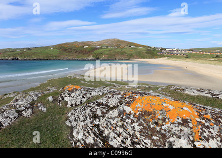 Barley Cove, Mizen Head Peninsula, West Cork, Republic of Ireland, British Isles, Europe - Stock Photo